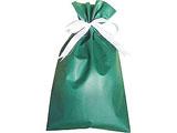 【単品注文不可/対象商品限定】 ラッピング袋2緑