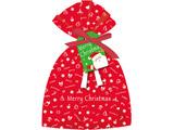 【単品注文不可/対象商品限定】 ラッピング袋クリスマス
