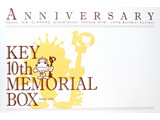 〔中古品〕 Key 10th Memorial BOX 【Win98/Me/2000/XP/Vista】