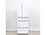 〔展示品〕冷蔵庫 置けるスマート大容量 MXシリーズ クリスタルホワイト MR-MX50F-W [6ドア /観音開きタイプ /503L]
