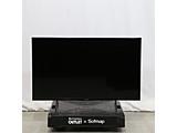 〔展示品〕液晶テレビ BRAVIA  KJ-43X8000H [43V型 /4K対応 /BS・CS 4Kチューナー内蔵 /YouTube対応]