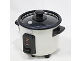 〔展示品〕炊飯器 K-RC1-AW ASH WHITE [1.5合]