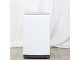 〔展示品〕全自動洗濯機  ホワイト AQW-GV80JBK-W [洗濯8.0kg /乾燥機能無 /上開き]