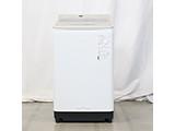 〔展示品〕全自動洗濯機 FAシリーズ シャンパン NA-FA100H8-N [洗濯10.0kg /乾燥機能無 /上開き]