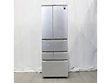 〔展示品〕冷蔵庫  ライトメタル SJ-MF46H-S [6ドア /観音開きタイプ /457L]