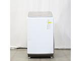 〔展示品〕縦型洗濯乾燥機 GTWシリーズ ホワイト AQW-GTW100J-W [洗濯10.0kg /乾燥5.0kg /ヒーター乾燥(排気タイプ) /上開き]