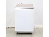 〔展示品〕縦型洗濯乾燥機 ビートウォッシュ シャンパン BW-DKX120F-N [洗濯12.0kg /乾燥6.0kg /ヒーター乾燥(水冷・除湿タイプ) /上開き]
