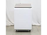 〔展示品〕 縦型洗濯乾燥機 ビートウォッシュ シャンパン BW-DKX120F-N [洗濯12.0kg /乾燥6.0kg /ヒーター乾燥(水冷・除湿タイプ) /上開き]