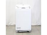 〔展示品〕 縦型乾燥洗濯機  ホワイト系 ES-TX8F-W [洗濯8.0kg /乾燥4.5kg /ヒーター乾燥(排気タイプ) /上開き]