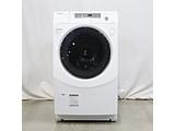 〔展示品〕 ドラム式洗濯乾燥機  ホワイト系 ES-H10F-WL [洗濯10.0kg /乾燥6.0kg /ヒーター乾燥(水冷・除湿タイプ) /左開き]