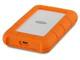 Rugged USB-C HDD 2EUAPA ポータブルHDD [USB3.1(Gen1)・3.0/4TB] STFR4000800
