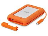 Rugged Thunderbolt & USB-C ポータブルHDD [USB3.1(Gen2)・Thunderbolt/5TB] STFS5000800