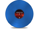 TRAKTOR SCRATCH TIMECODE MK2 Vinyl BLUE (タイムコードMK2 VINYL/ブルー)