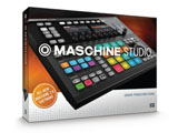 MASCHINE STUDIO Black (音楽制作ソフトウェアパッケージ&ツール/ブラック)