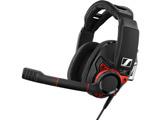 GSP 600 ゲーミングヘッドセット ブラック [φ3.5mmミニプラグ /両耳 /ヘッドバンドタイプ]