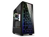 PCケース SHA-RGB LIT200 ブラック