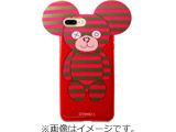 Teddy Pink Stripes for iPhone 7Plus/8Plus 14462