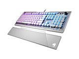 ROC-12-941-BN ゲーミングキーボード VULCAN 122 AIMO ホワイト [USB /有線]