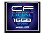 GH-CF16GD コンパクトフラッシュメモリー [16GB]