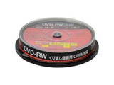 録画用DVD-RW 1-2倍速 片面4.7GB1層 10枚 インクジェットプリンター対応 GH-DVDRWCA10