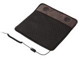 【在庫限り】 USBクーラークッション メッシュ ブラウン GH-COOLSC-BR