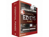 TOONTRACK EZ KEYS - ESSENTIAL PIANOS (ピアノ音源 ダウンロード版/Win・Mac版)