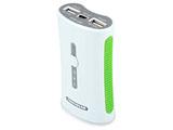 【在庫限り】 iPhone/iPod/スマートフォン対応 TUNEMAX 2 PORT USB BATTERY TUN-IP-200044