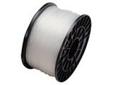 パーソナル3Dプリンター Value3DMagiX MF-1000用 PLAフィラメント(1.75mm・透明) MAGIXPLA17CL