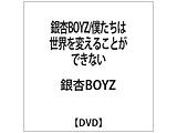 銀杏BOYZ/僕たちは世界を変えることができない DVD