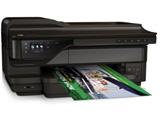 Officejet 7612 A3インクジェット複合機(4色独立インクシステム/USB2.0/有線LAN/無線LAN/自動両面印刷/FAX機能/ADF)