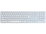 スマホ/タブレット対応 Bluetoothキーボード Matias Wireless Aluminum Keyboard Silver 日本語配列 FK418BTS-JP
