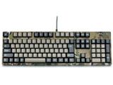 FKBN108M/NMR2  有線キーボード[USB&PS/2]Majestouch 2 Camouflage-R かな無し/テンキー有り Cherry MX 茶軸 (日本語配列108キー)