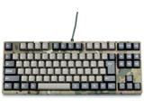 FKBN91M/NMR2  有線キーボード[USB&PS/2]Majestouch 2 Camouflage-R かな無し/テンキー無し Cherry MX 茶軸 (日本語配列91キー)