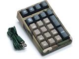 FTKP22MCCR2  Majestouch TenKeyPad 2 Professional 青軸・Multicam(テンキー・USB接続)