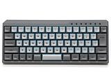 キーボード Majestouch MINILA-R Convertible MX SILENT 静音 スカイグレー FFBTR66MPS/NSG [Bluetooth・USB /有線・ワイヤレス]