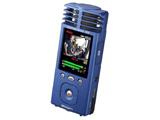 Q3MB(Metal Blue) Handy Video Recorder