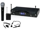デュアルワイヤレスシステム オールインワンセット KWS-2H/PLHS