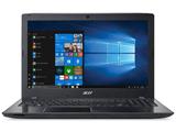 ノートPC  Aspire E 15 E5-576-F78U/K オブシディアンブラック [Win10 Home・Core i7・15.6インチ・SSD 256GB・メモリ 8GB ]