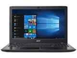 ノートPC  Aspire E 15 E5-576-F58U/K オブシディアンブラック [Win10 Home・Core i5・15.6インチ・SSD 256GB・メモリ 8GB]