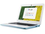 11.6型ノートPC [Chrome OS] Chromebook 11 N7 パールホワイト CB311-7H-N14N