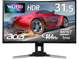 XZ321QUbmijpphzx 31.5型ワイド湾曲ゲーミング液晶モニター HDR10 [2560×1440/144Hz/VA/DisplayPort・miniDisplayPort・HDMI×2]