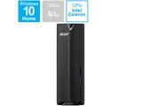 XC-830-A14F デスクトップパソコン Aspire X ブラック [モニター無し /HDD:1TB /メモリ:4GB /2020年8月モデル]