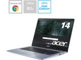 ノートパソコン Chromebook 314 デューシルバー CB314-1H-A14N [14.0型 /intel Celeron /eMMC:32GB /メモリ:4GB /2020年9月モデル]