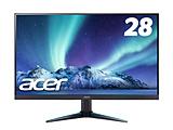 Acer(エイサー) VG280Kbmiipx ゲーミングモニター NITRO VG0 ブラック [28型 /ワイド /4K(3840×2160)]