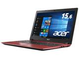 ノートPC Aspire 3 A315-32-N14U/R オキシダントレッド [Win10 Home・Celeron・15.6インチ・SSD 256GB・メモリ 4GB]