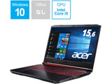 AN515-54-A58G5 ゲーミングノートパソコン オブシディアンブラック [15.6型 /intel Core i5 /HDD:1TB /メモリ:8GB /2019年8月モデル]