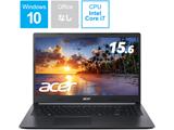 ノートパソコン Aspire 5 チャコールブラック A515-54-N78Y/K [15.6型 /intel Core i7 /SSD:512GB /メモリ:8GB /2020年5月モデル]