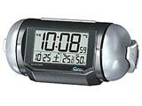 電波目覚まし時計 「スーパーライデン」 NR523K