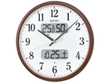 SEIKO 電波掛け時計 KX383B