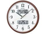 電波掛け時計 KX383B